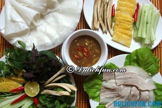 Món ăn ngon ở Đà Nẵng: địa chỉ ăn uống ở Đà Nẵng