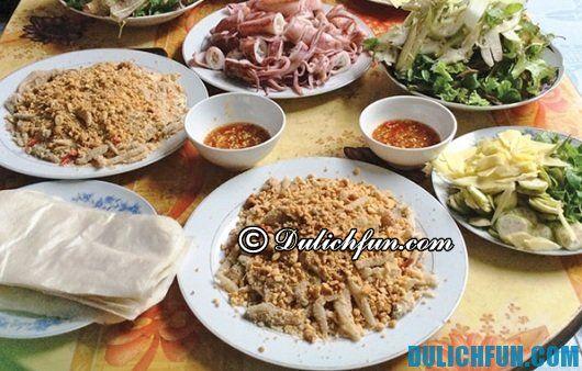 Những món ăn nổi tiếng ngon nhất Đà Nẵng: Món ăn ngon không thể bỏ qua khi đến Đà Nẵng