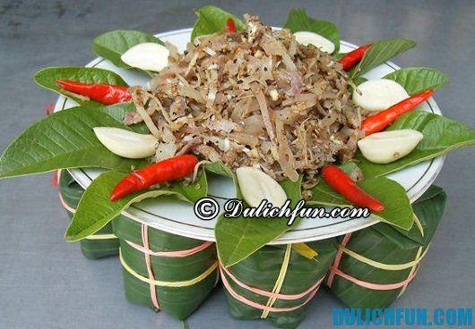 Món ăn truyền thống Đà Nẵng hấp dẫn du khách: Đặc sản độc đáo nên mua làm quà ở Đà Nẵng