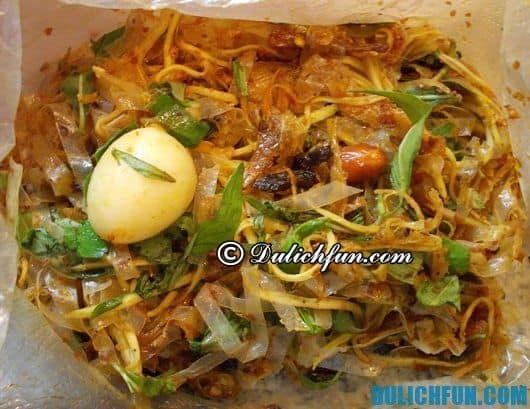 Món ăn vặt ngon Đà Nẵng: Đà Nẵng có đặc sản gì ngon, bổ, rẻ?