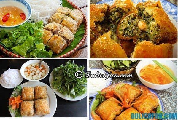 Nem cua bể Hải Phòng món ăn đặc trưng đất cảng Hải Phòng, những món ăn ngon hấp dẫn tại Hải Phòng, bạn nên ghé qua thưởng thức