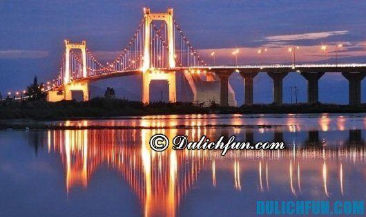 Những cây cầu đẹp, quyến rũ nhất ở Đà Nẵng không thể bỏ qua: Điểm tên những cây cầu nổi tiếng ở Đà Nẵng