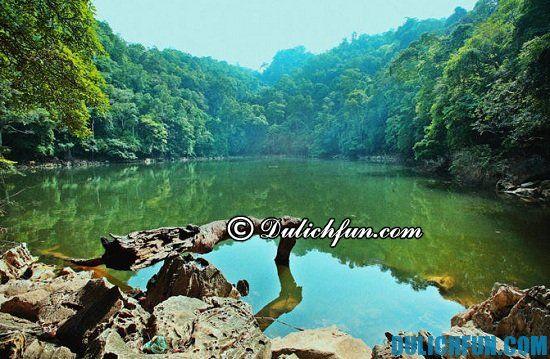 Những địa điểm du lịch nổi tiếng ở hồ Ba Bể: lộ trình tham quan hồ Ba Bể