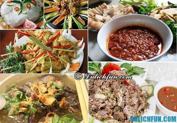 Những món ăn đặc sản ở Bái Đính, Ninh Bình. Món ngon hấp dẫn, nổi tiếng chính là nét tinh tế trong ẩm thực Ninh Bình
