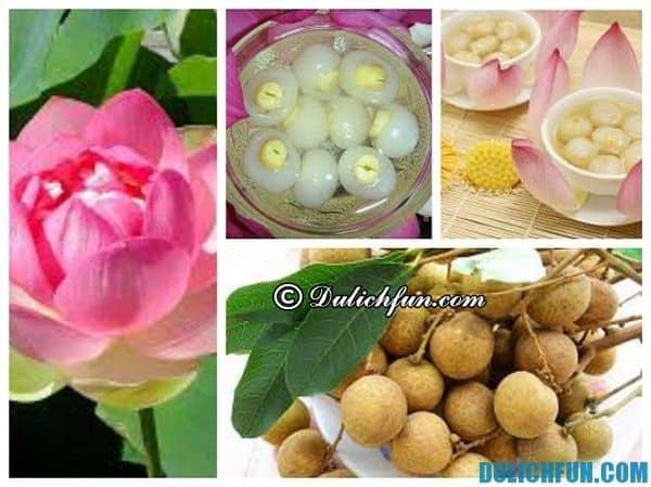 Quán ăn vặt nổi tiếng của người Hà Nội