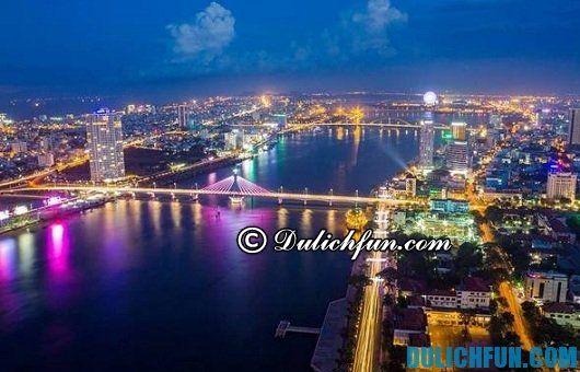 Những nơi vui chơi nên tới khi tham quan du lịch ở Đà Nẵng