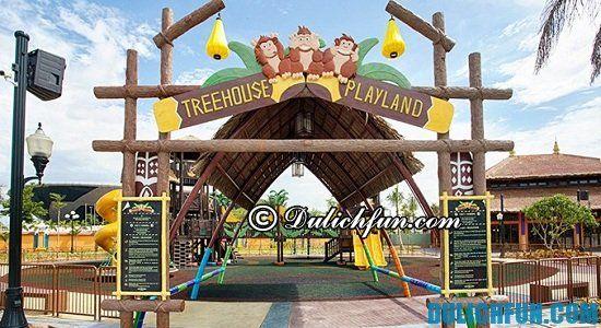 Nơi vui chơi nổi tiếng dành cho trẻ em ở Asia Park Đà Nẵng