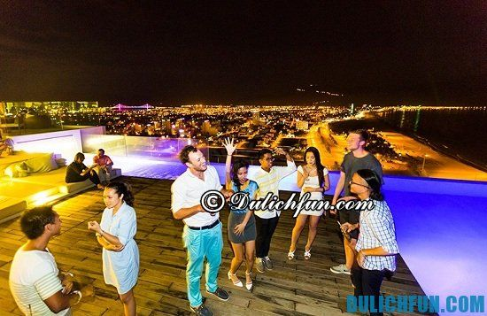 Quán Bar Club nổi tiếng nhất Đà Nẵng: Những quán bar/club đẹp, âm nhạc sôi động, view đẹp ở Đà Nẵng