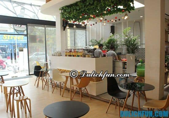 Quán cafe nổi tiếng sang chảnh số 1 Đà Nẵng