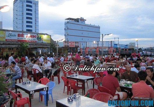 Danh sách các quán hải sản giá rẻ tươi sống ở Đà Nẵng