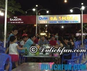 Những quán hải sản ngon, giá rẻ ở Đà Nẵng cực đông khách