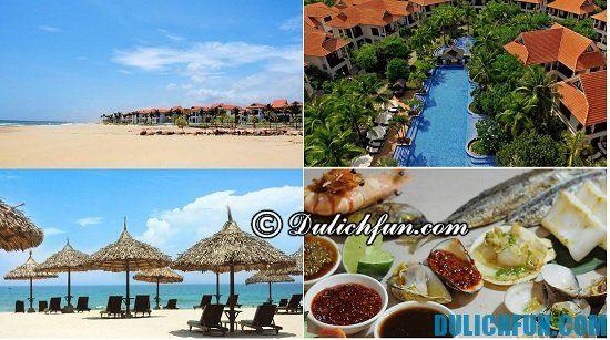 Resort cao cấp ở Đà Nẵng đẹp nhất: dịch vụ nghỉ dưỡng ở khách sạn 5 sao Đà Nẵng