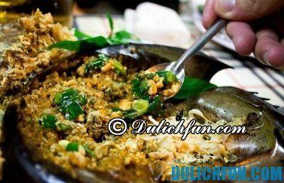 Sam biển món ăn ngon hấp dẫn, đây là đặc sản Hạ Long, thu hút khách du lịch tới với Quảng Ninh