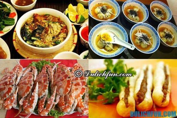 Thiên đường ẩm thực Hải Phòng