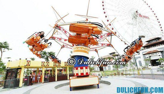 Thông tin về khu vui chơi Asia Park Đà Nẵng