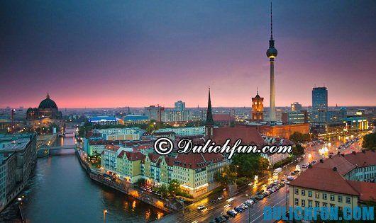 Tổng hợp kinh nghiệm du lịch Đức 4 mùa: mùa nào du lịch Đức đẹp nhất - Kinh nghiệm du lịch Đức giá rẻ