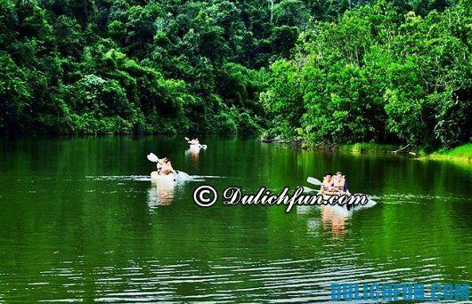 Tổng quan về du lịch Lâm Đồng bạn nên biết: Danh lam thắng cảnh ở Lâm Đồng
