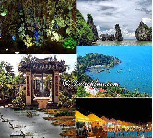 Tour du lịch Kiên Giang giá rẻ: địa điểm chụp ảnh đẹp nhất ở Kiên Giang