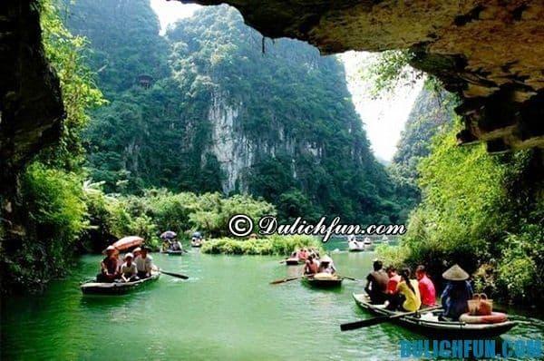 Khu quần thể du lịch Tràng Kênh hấp dẫn, kì thú lôi cuốn đông đảo người ghé thăm thưởng thức