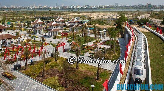 Trò chơi hiện đại bậc nhất ở Asia Park Đà Nẵng