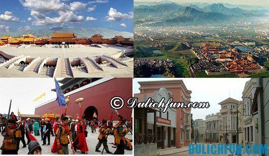 Tư vấn lịch trình du lịch Trung Quốc tự túc: tour du lịch Trung Quốc giá rẻ
