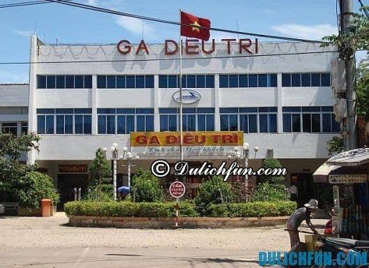 Tư vấn phương tiện đi du lịch Bình Định giá rẻ: phương tiện nào tới Bình Định tốt nhất