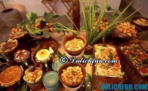 Cẩm nang du lịch Maldives: Những món ăn ngon ở Maldives - Kinh nghiệm du lịch Maldives giá rẻ