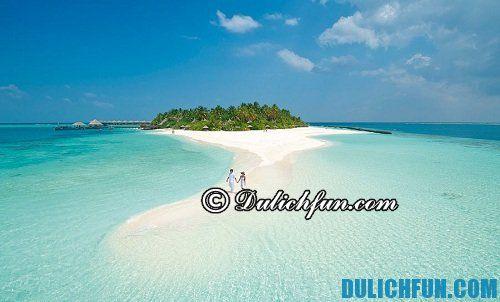 Kinh nghiệm du lịch Maldives: du lịch Maldives thời điểm nào hợp lý
