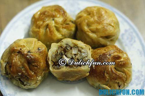 Đặc sản Nam Định: bánh bao xíu mại