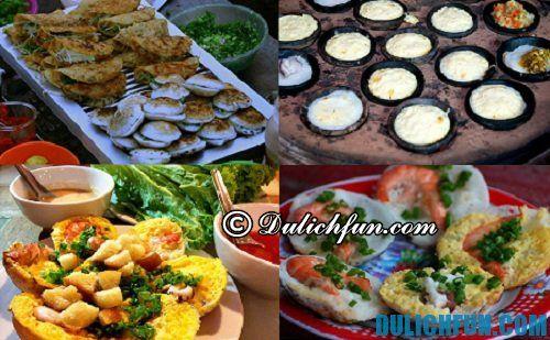 Hướng dẫn du lịch Ninh Thuận: ăn ở đâu ngon?
