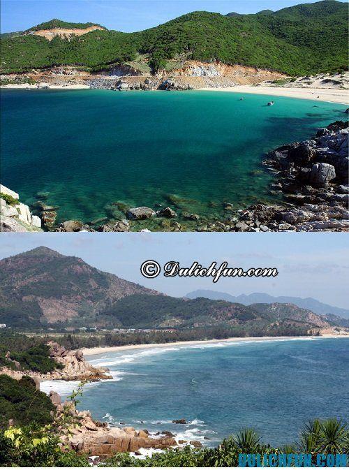 Kinh nghiệm, hướng dẫn du lịch Ninh Thuận: Biển Bình Tiên