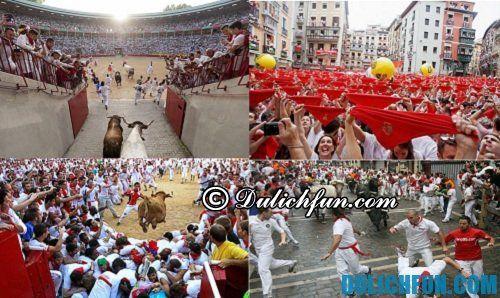 Tổng hợp kinh nghiệm du lịch Tây Ban Nha chi tiết nhất: những lễ hội nên tham dự ở Tây Ban Nha