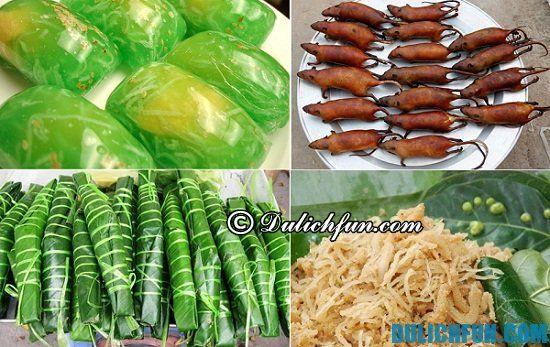 Những món ăn đặc sản Bắc Ninh, Kinh nghiệm du lịch Bắc Ninh tổng hợp