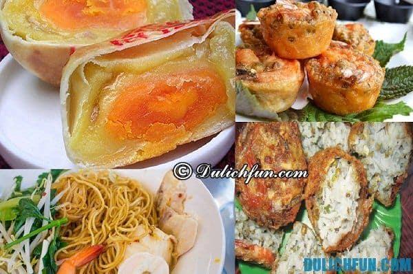 Cẩm nang du lịch Sóc Trăng, khám phá những món ăn nổi tiếng ở Sóc Trăng