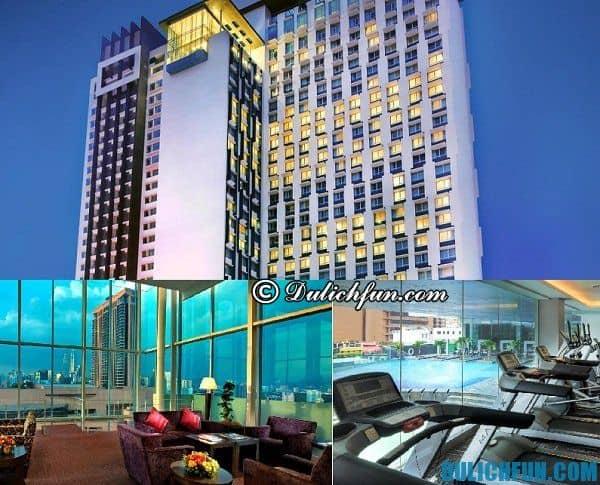 Kinh nghiệm chọn khách sạn, nhà nghỉ ở Malaysia