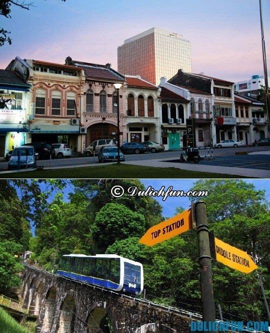 Điểm tham quan du lịch nổi tiếng Malaysia
