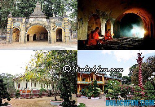 Tổng hợp kinh nghiệm du lịch Trà Vinh: Du lịch chùa Hang