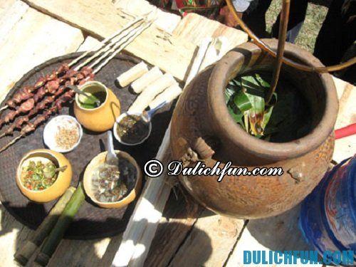 Những món nên ăn khi đi du lịch Đắk Nông