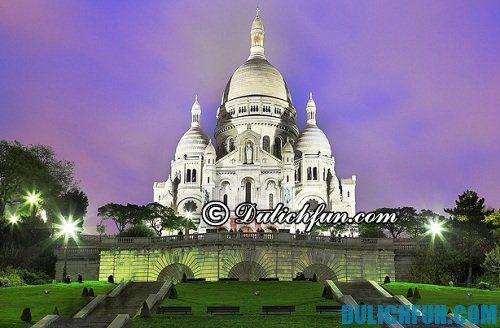 Hướng dẫn du lịch Pháp: Những địa điểm đẹp ở Pháp không nên bỏ qua