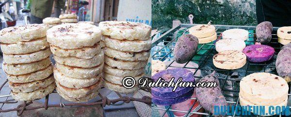 Những món ăn ngon ở Bát Tràng