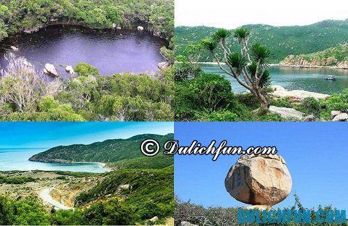Top 5 địa điểm cắm trại tuyệt vời ở Ninh Thuận: Địa điểm cắm trại đẹp Núi Chúa