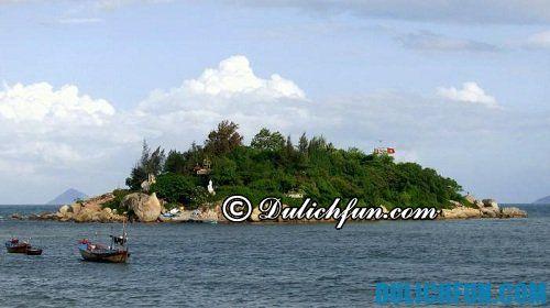 Địa điểm cắm trại đẹp ở Ninh Thuận