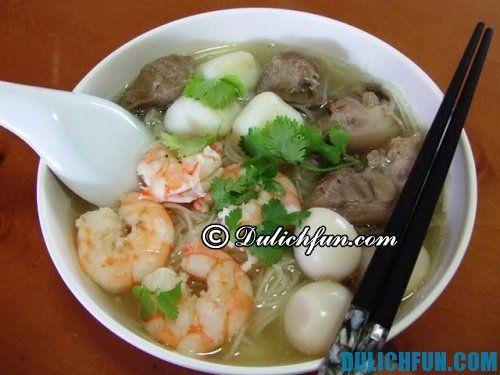 Hướng dẫn du lịch Tiền Giang: những món ăn ngon ở Tiền Giang