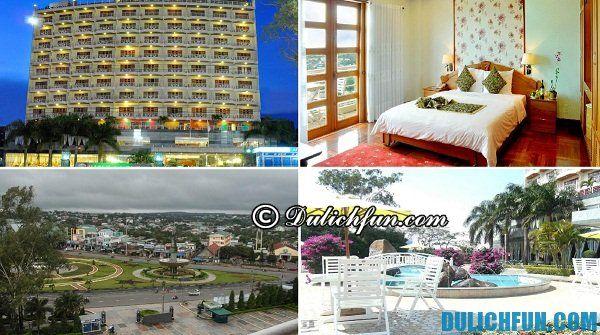 Khách sạn, nhà nghỉ tại Gia Lai