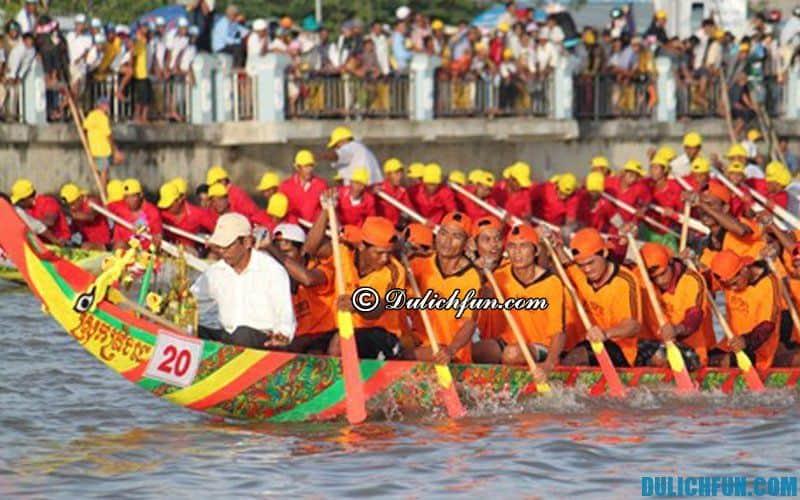 Lễ hội truyền thống tại Bạc Liêu