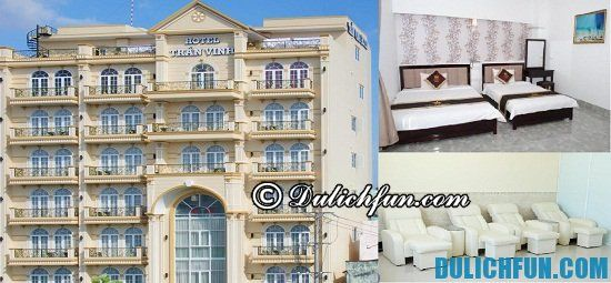 Nơi lưu trú tại Bạc Liêu, nhà nghỉ khách sạn tại Bạc Liêu