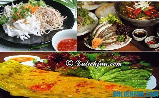 Những món ăn nổi tiếng ở Bạc Liêu