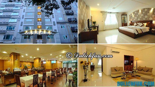 Khách sạn 3 sao ở Sài Gòn