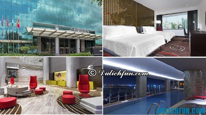 Khách sạn tốt, chất lượng ở Sài Gòn