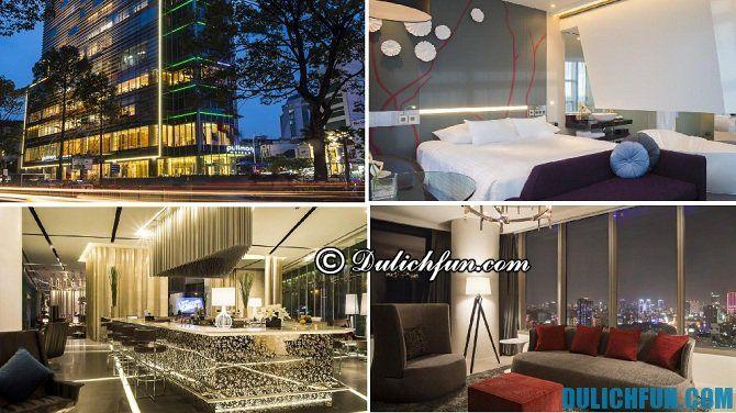 Khách sạn đẹp ở Sài Gòn Quận 1